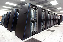 IBM Blue Gene P supercomputer.jpg