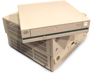 PS/2E energy-efficient model of IBM Personal System/2 computer