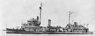 Japanese gunboat <i>Sumida</i> (1939)