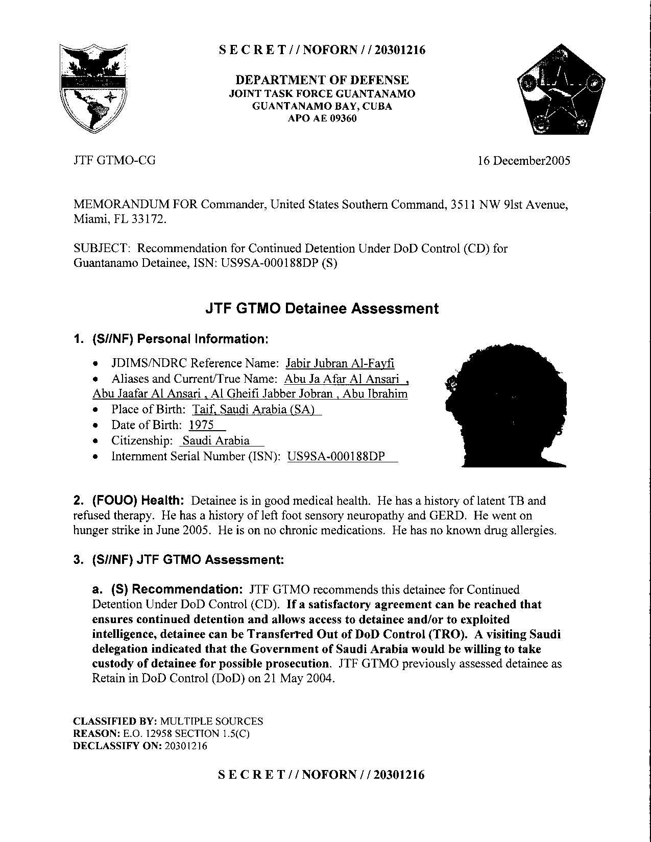 ISN 188's Guantanamo detainee assessment.pdf