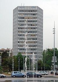 ITU headquarters, Geneva