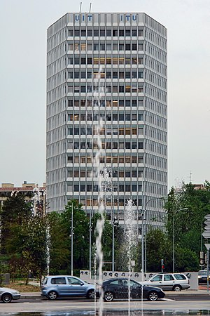 International Telecommunications Union, Geneva.