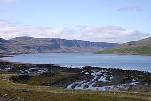 Westfjords - Image: Iceland West Fjords 1