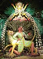 Idol of Goddess Durga (Ceremonial Worship) 30.jpg