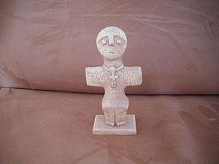 Idole de Pomos