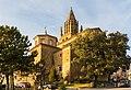 Iglesia de San Esteban, Loarre, Huesca, España, 2015-01-06, DD 02.JPG