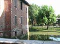Il fossato del Castello a Scandolara Ripa d'Oglio (4).JPG