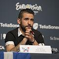 Ilias Kozas, ESC2013 press conference 01.jpg