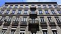 Immeuble de négociants 13 rue république saint etienne vue en contre plongée.JPG