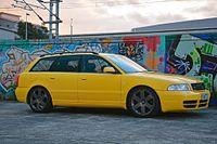 Imola yellow wagon b5 s4.jpg
