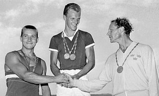 Canoeing at the 1960 Summer Olympics – Mens K-1 1000 metres