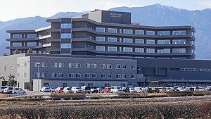 Ina central hospital.JPG
