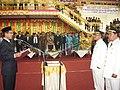 Inauguration of Indra Catri and Umar 2010.jpg