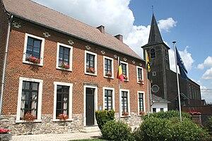 Incourt, Belgium - Image: Incourt Vi 1JPG