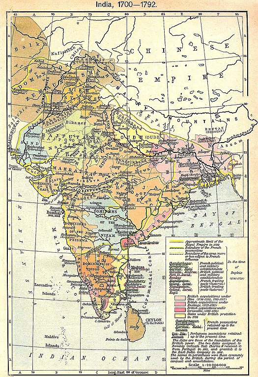 FileIndia Map Jpg Wikimedia Commons - Us map 1700