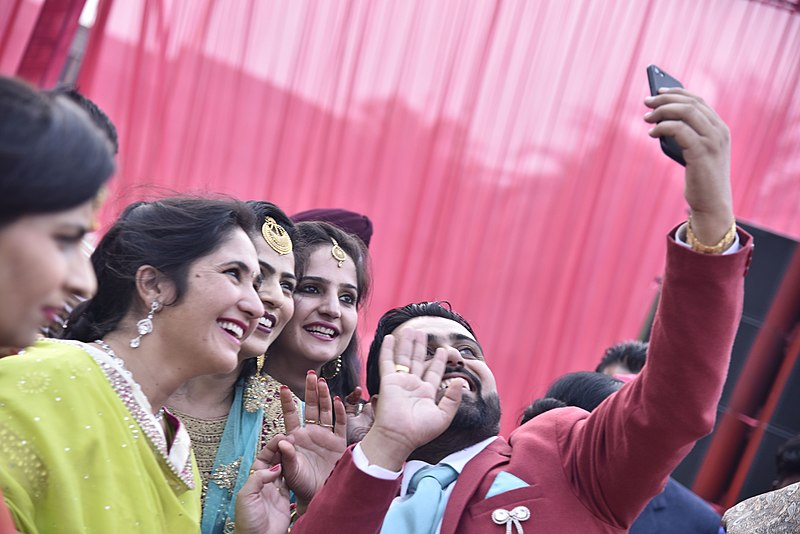 Indian Wedding Ceremony mobile phone