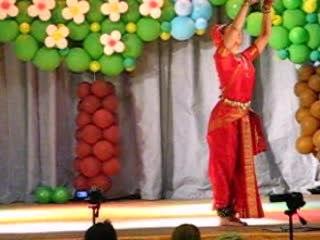 Shobha Naidu Indian dancer