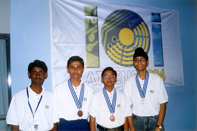 File:Indian team at IOI 2004 in Athens, Greece.jpg - Wikipedia