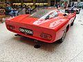 Indianapolis Motor Speedway Museum in 2017 - McLaren M6GT rear.jpg
