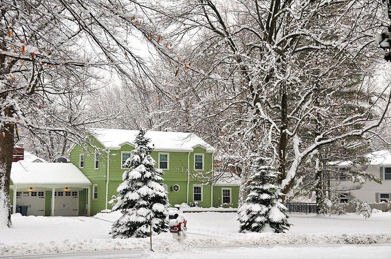 Indianapolis Snow