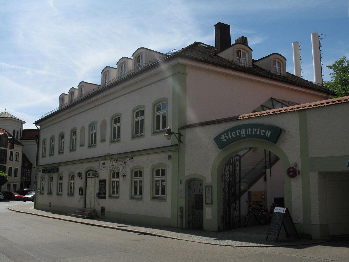 Datei Ingolstadt Bergbraustr 7 Jpg Wikipedia