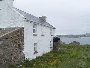 Inishmeane - Image: Inishmeane House
