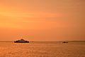 Inland RORO Cargo Ship Shapla-Shaluk 9 and Desi Boat - River Padma - Rajbari-Dhaka 2015-05-29 1398.JPG