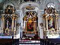 Innsbruck Spitalkirche Hl. Geist Innen Chor.jpg