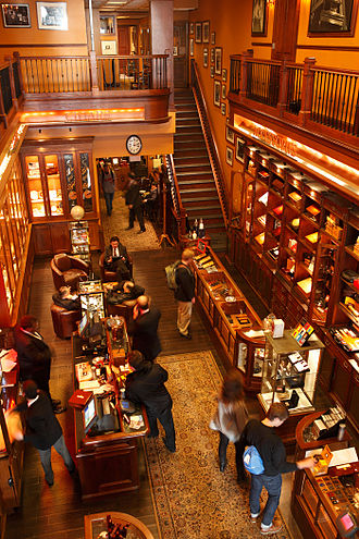 Nat Sherman - Inside the Nat Sherman Townhouse