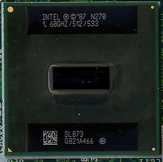 Bonnell (microarchitecture) - The Intel Atom N270