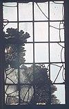 interieur, gebrandschilderd glas, detail - de rijp - 20265895 - rce