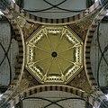 Interieur, overzicht van de koepel boven de viering - Maastricht - 20386744 - RCE.jpg