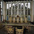 Interieur raadszaal, glas-in-loodramen - Vught - 20388077 - RCE.jpg