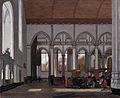 Interior of the Oude Kerk, Amsterdam, by Emmanuel de Witte.jpg