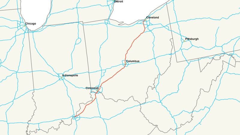 File:Interstate 71 map.png
