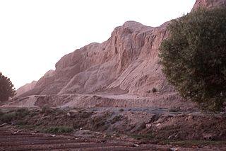 Iraj Castle Brick fortress near Jafar Abad in northern Iran