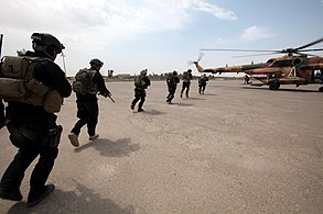 Iraqi Special Operations Forces (ISOF) training April 2011.jpg