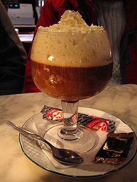 Image illustrative de l'article Irish coffee