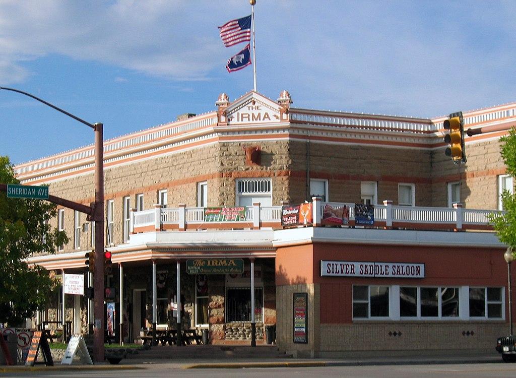 File Irma Hotel Cody Wy Jpg Wikimedia Commons