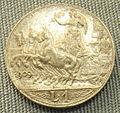 Italia, 1 lira di vittorio emanuele III, 1909.JPG
