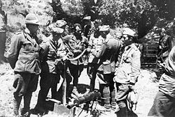 """Резултат с изображение за """"Италия обявява подписаното на 3 септември 1943г"""""""