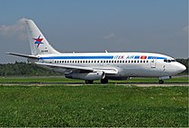 Iran Aseman Airlines Flight 6895