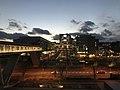 Ito Campus of Kyushu University at dusk.jpg