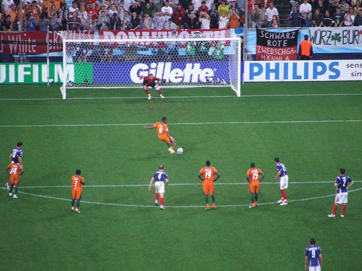 Tiro penal (fútbol) - Wikipedia 2b963ecadc5cd
