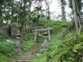Iwatsutsukowake Shrine rocks.jpeg
