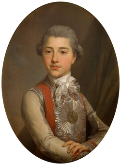 Portrait of Poniatowski from 1778, by Marcello Bacciarelli Jozef Poniatowski 111.PNG