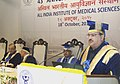 J.P. Nadda addressing at the 43rd Annual Convocation of AIIMS, in New Delhi on October 18, 2015. The Union Minister for Finance, Corporate Affairs and Information & Broadcasting, Shri Arun Jaitley is also seen.jpg