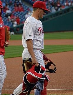 J. T. Realmuto American baseball player
