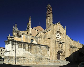 Old Cathedral of Plasencia