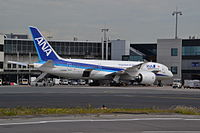 JA828A - B788 - All Nippon Airways